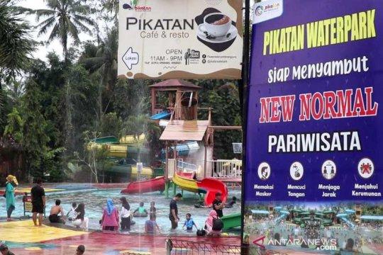 Jelang Ramadhan, pengunjung tradisi padusan di Pikatan Temanggung dibatasi