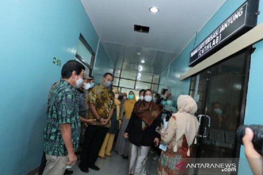 Komisi IX DPR tinjau fasilitas kesehatan RSUD Soekarno Bangka Belitung