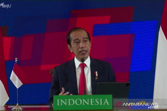 Govt readying roadmap for Making Indonesia 4.0 : President