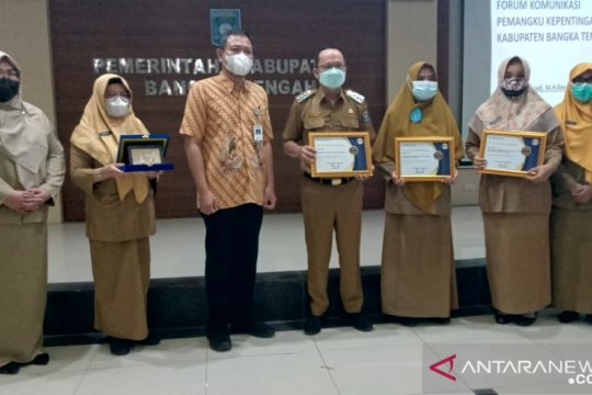 Sebanyak 79 persen masyarakat Bangka Tengah sudah terlayani BPJS kesehatan