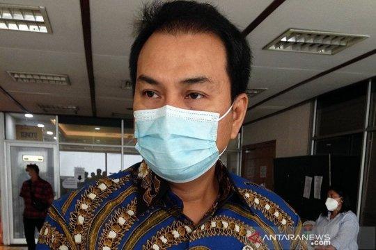 Politikus Azis Syamsuddin penuhi panggilan KPK