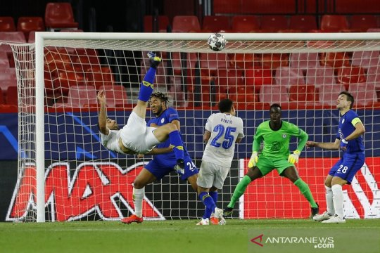 Gol spektakuler Porto tak cukup halangi Chelsea ke semifinal Liga Champions