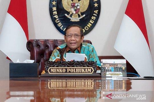 Mahfud MD imbau kepala daerah terpilih hindari perilaku koruptif