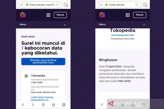 Tips melacak kebocoran data akun medsos