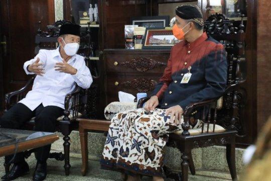 Gubernur Jateng optimistis Gerakan Cinta Zakat bisa atasi kemiskinan