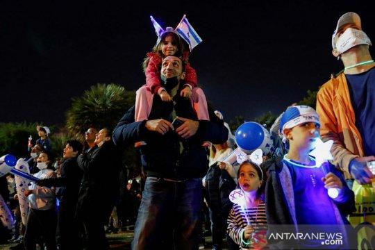 Puluhan orang tewas terinjak-injak dalam perayaan keagamaan di Israel