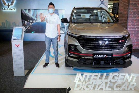 Wuling mulai pasarkan Almaz RS di Kota Semarang