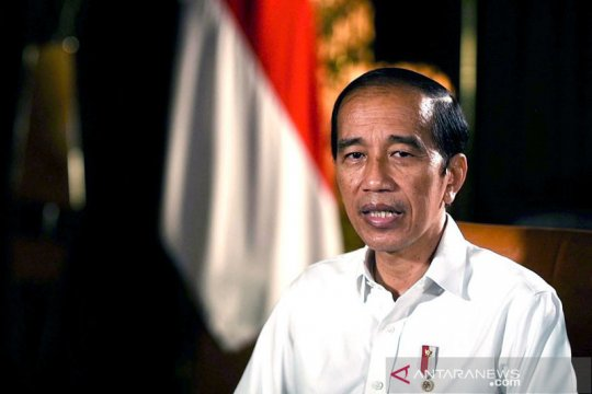 Presiden Jokowi jelaskan alasan pemerintah larang mudik Lebaran 2021