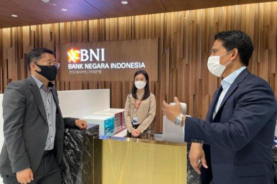 BNI resmikan kantor baru di Seoul, perkuat keunggulan internasional