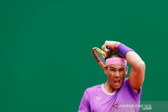 Nadal lalui tiga set menuju perempat final Barcelona Open