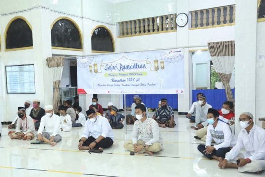 Pertamina Cilacap gelar program Safari Ramadhan