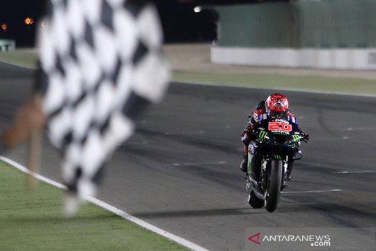 FP3 MotoGP Portugal, Fabio Quartararo tercepat