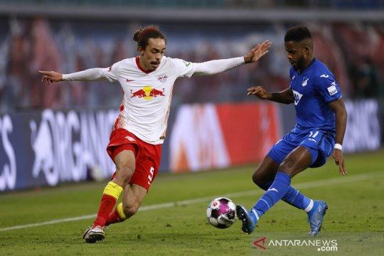 Liga Jerman-Imbang 0-0 lawan Hoffenheim, Leipzig buang peluang pepet Bayern