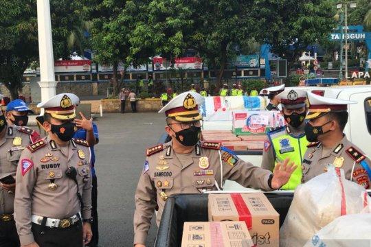 Polda Metro Jaya siapkan 31 pos pengamanan larangan mudik