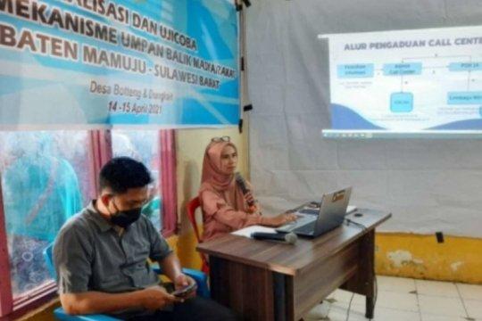 Pemkab Mamuju buka layanan pengaduan pembangunan