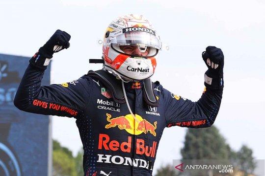 F1 : Verstappen berjaya di Imola