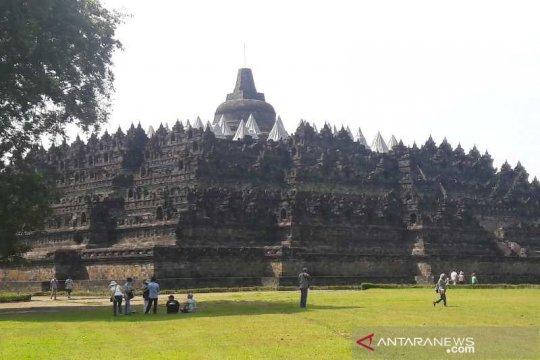 Cegah penyebaran COVID-19, Candi Borobudur ditutup sementara mulai 8-17 Mei 2021