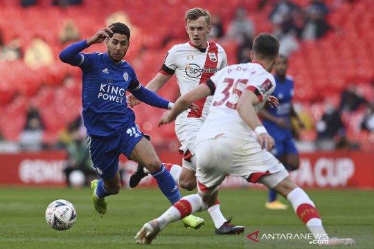 Leicester City menantang Chelsea pada partai final Piala FA