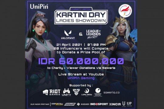 UniPin, Riot Games SEA gelar pertandingan amal peringati Hari Kartini