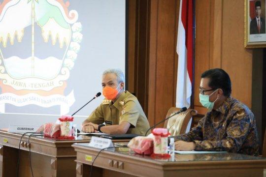 Pemprov Jateng tunggu aturan status tanah musnah lahan Tol Semarang-Demak