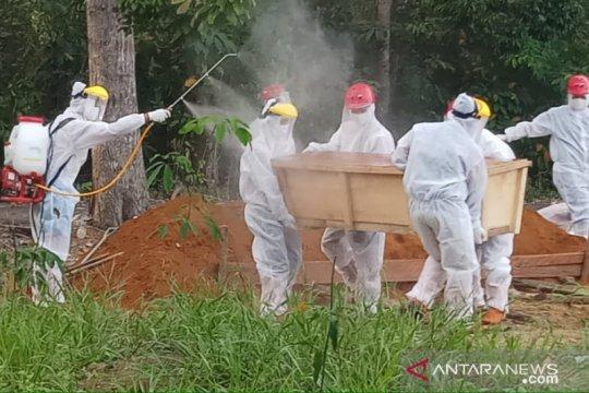 Pasien positif COVID-19 meninggal di Bangka bertambah 2 orang menjadi 37