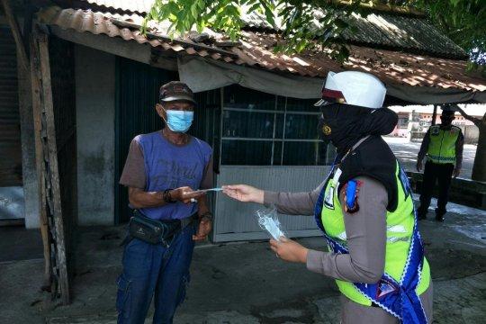 Polres Bangka Barat gencarkan penyuluhan guna cegah warga pulang kampung