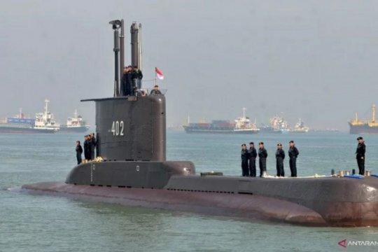 Kapal selam KRI Nanggala-402 dikabarkan hilang kontak di Perairan Bali