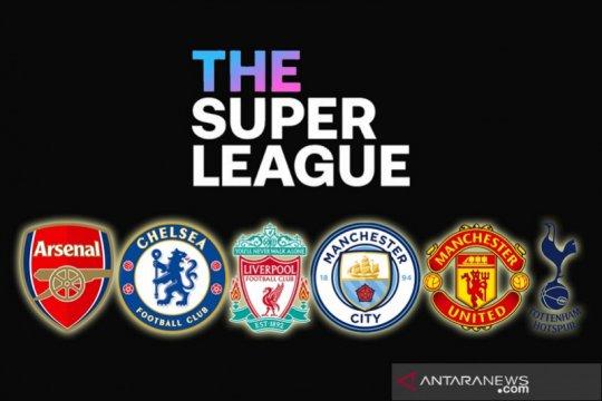 Seluruh klub Inggris mundur dari Liga Super Eropa