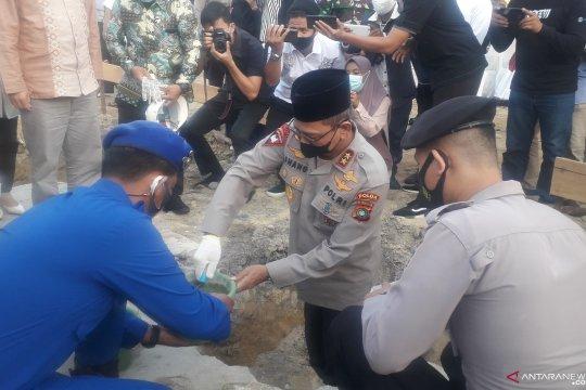 Polres Bangka Tengah bangun gedung pelayanan publik terpadu
