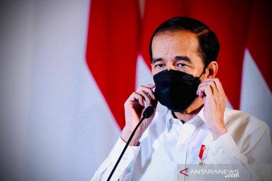 Presiden Jokowi perintahkan pencarian optimal kapal selam KRI Nanggala-402