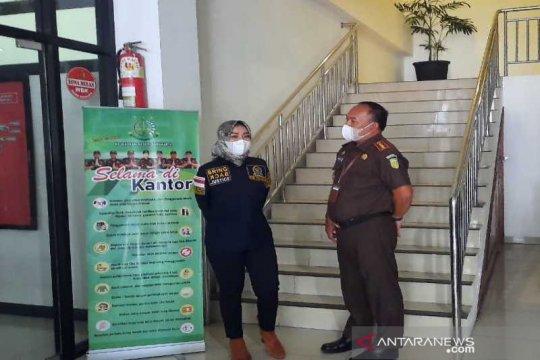 Anggota Komisi III DPR RI kunjungan kerja di Kejari Kota Surakarta