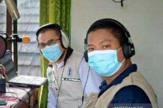 539 pasien COVID-19 Bangka Barat dinyatakan sembuh
