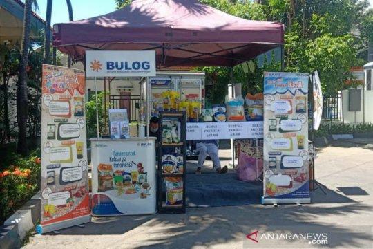 Bulog  Surakarta gelar pasar murah jelang Lebaran 2021