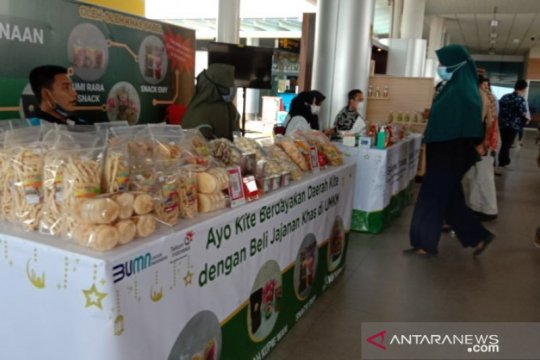 13 pelaku UMKM meriahkan Bazar Ramadhan di Bandara Depati Amir