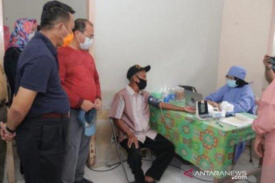 Satgas COVID-19: 94.331 masyarakat Bangka Belitung telah divaksin