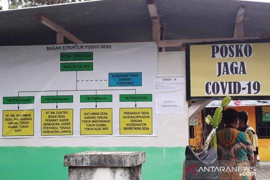 Bangka Barat mendorong pemerintah desa siapkan wisma karantina