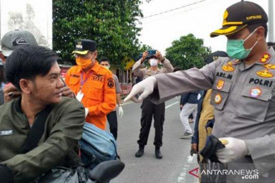 Polres Belitung tingkatkan operasi yustisi tekan penyebaran COVID-19