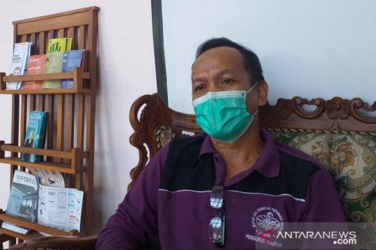 Kasus kematian akibat COVID-19 di Belitung selama April mencapai 16 orang