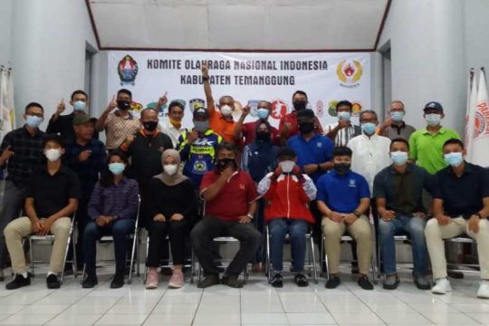 11 atlet Temanggung lolos ke PON XX di Papua