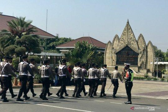 Prosesi pemakaman Kepala BIN Papua dijaga ketat