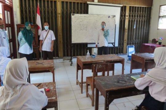 19 SMP di Pekalongan uji coba PTM tahap dua