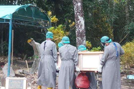 Pasien COVID-19 di Bangka meninggal dunia mencapai 42 orang