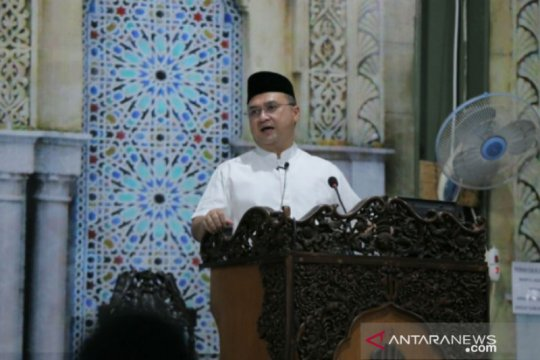 Saat Ramadhan, Gubernur Erzaldi ingatkan jangan kendor melawan COVID-19