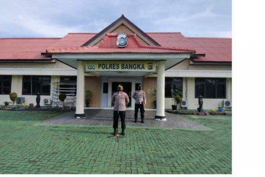 Wakapolres ingatkan personel polisi bijak gunakan medsos