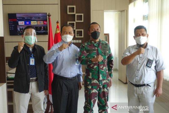 PLN dan Korem Sinergi Majukan Bangka Belitung
