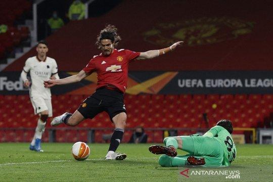 Manchester United menghajar AS Roma dengan skor telak 6-2