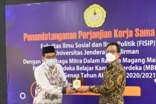 KPU Banjarnegara-Unsoed kerja sama bidang pendidikan dan sosialisasi pemilu