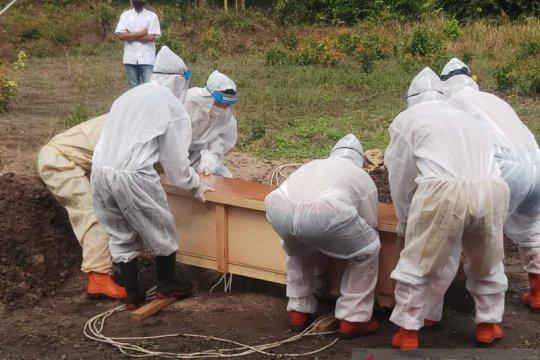 Seorang guru di Bangka meninggal akibat terkonfirmasi COVID-19
