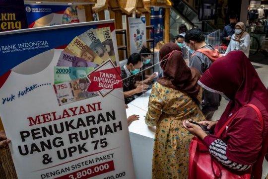Pelayanan penukaran uang Bank Indonesia Page 2 Small