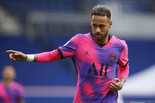 "Harus ""mati di lapangan"" pun Neymar siap untuk kalahkan Manchester City"